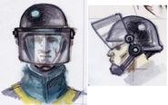 Vault security armor CA1