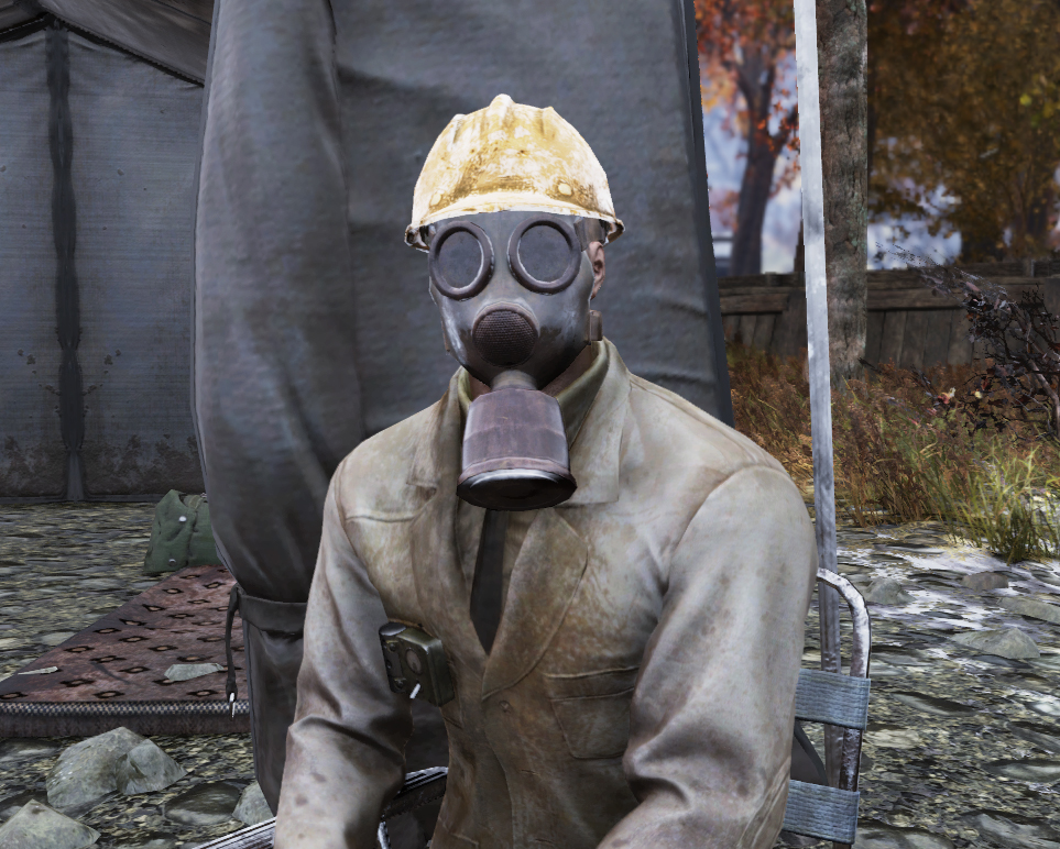 Scientist (Wastelanders)