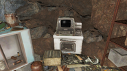 FO4 Rocky cave Brian Virgil terminal