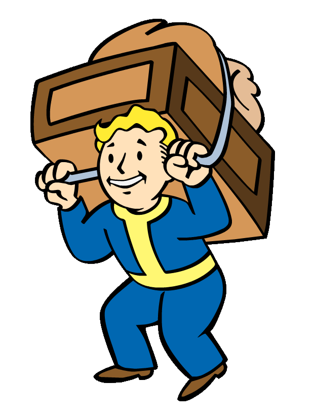 Крепкий хребет (Fallout 76)