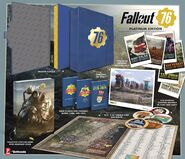 Fallout 76 Official Platinum Edition Guide Hardcover