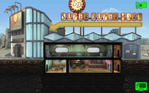 FoS Super Duper Mart layout