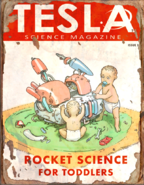 Tesla toddlers cover