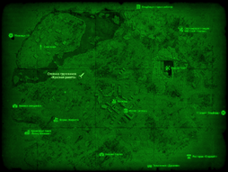 FO4 Стоянка грузовиков «Красная ракета» (карта мира).png
