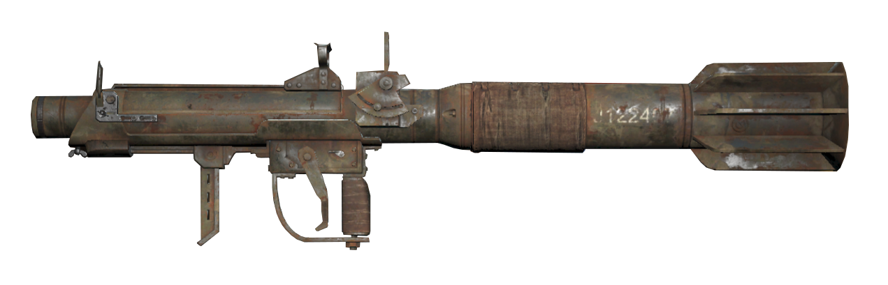 Missile launcher (Fallout 76)