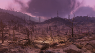 FO76 Overview of Toxic Valley