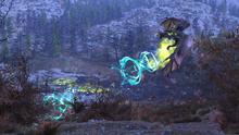 Fallout 76 Scorchbeast sonic attack 1