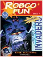 Fo4 Art RobCo Fun magazine (Zeta Invaders)