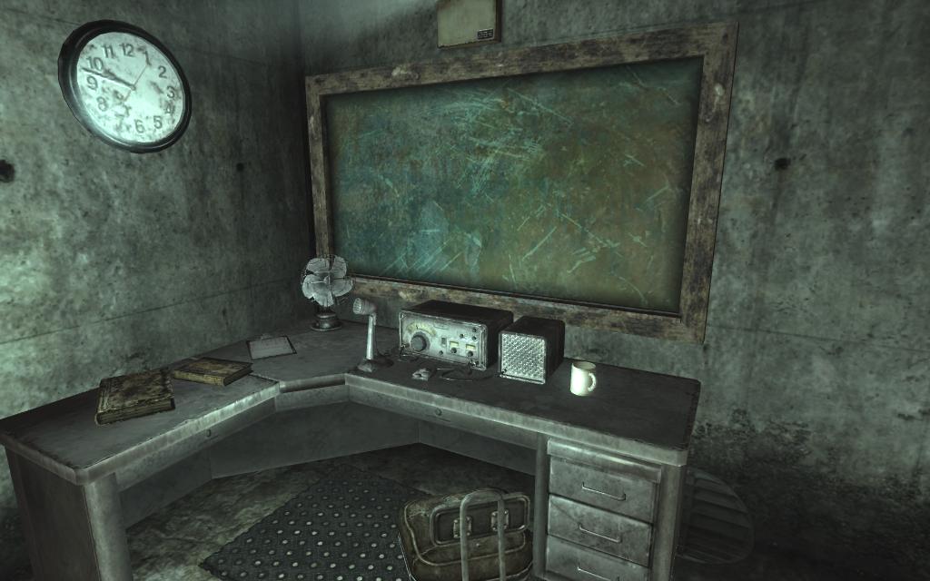 Любительская рация (Fallout 3)