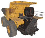FO76 Haul truck 1