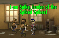FoS Spike