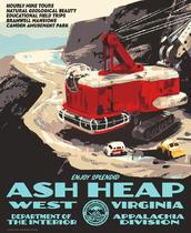 Ash Heap DOI poster