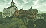 FNV Searchlight fire station 3