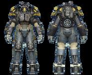 FO4CC X-01 power armor minutemen armored cavalry