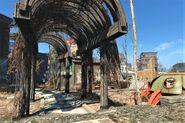 FO4 arches pier