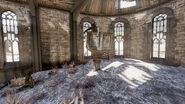 FO76 Clarksburg (Church inside)