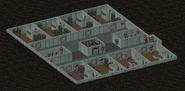 Fo2 Vault 8 Living Quarters