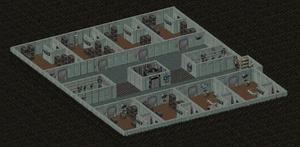 Fo2 Vault 8 Living Quarters.png
