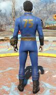 Fo4 vault 75 jumpsuit male