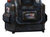 Мохавский экспресс — ящик для почты
