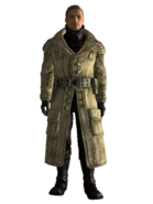 Col Autumns uniform
