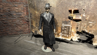FO4 Hubris Comics Silver Shroud costume