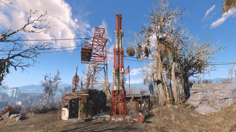 Релейная башня 0MC-810