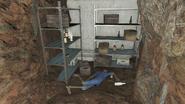 FO4 Vault 95 chems storage