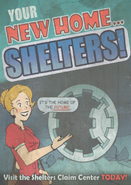 FO76SD Shelters Poster