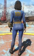 Fo4 vault 101 jumpsuit female