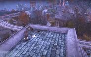 Roof climber's poem