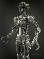Assaultron concept art