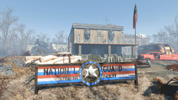 FO4 National Guard training yard outside.png