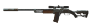 FO4 Suppressed combat sniper rifle