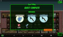 FOS Spear Fishing Rewards