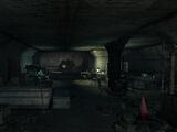 梅瑞斯提维修隧道