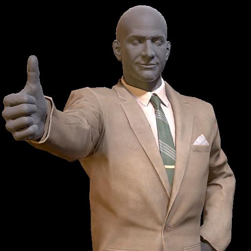 Clean tan suit (Fallout 76)