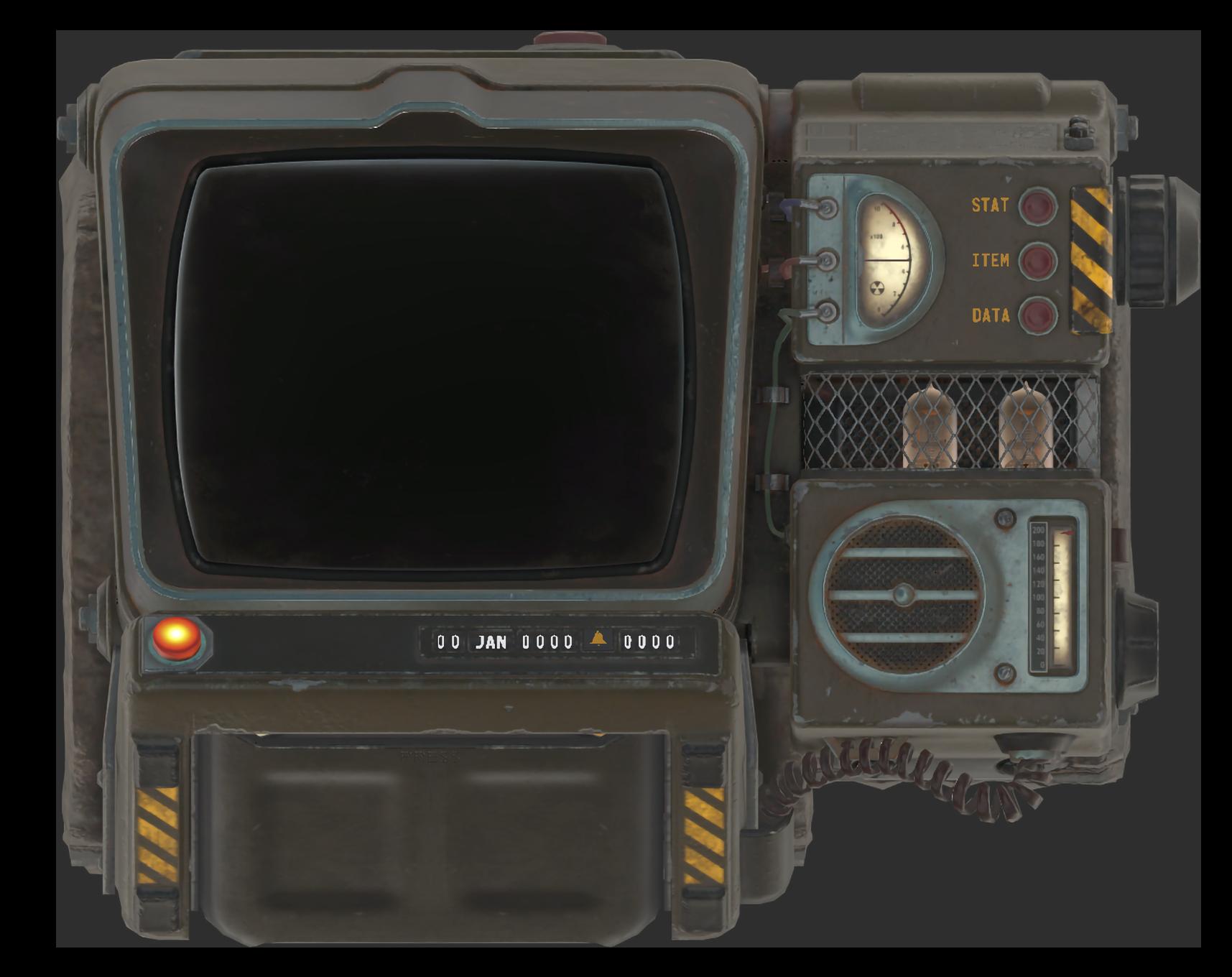 Pip-Boy 2000 Mark VI