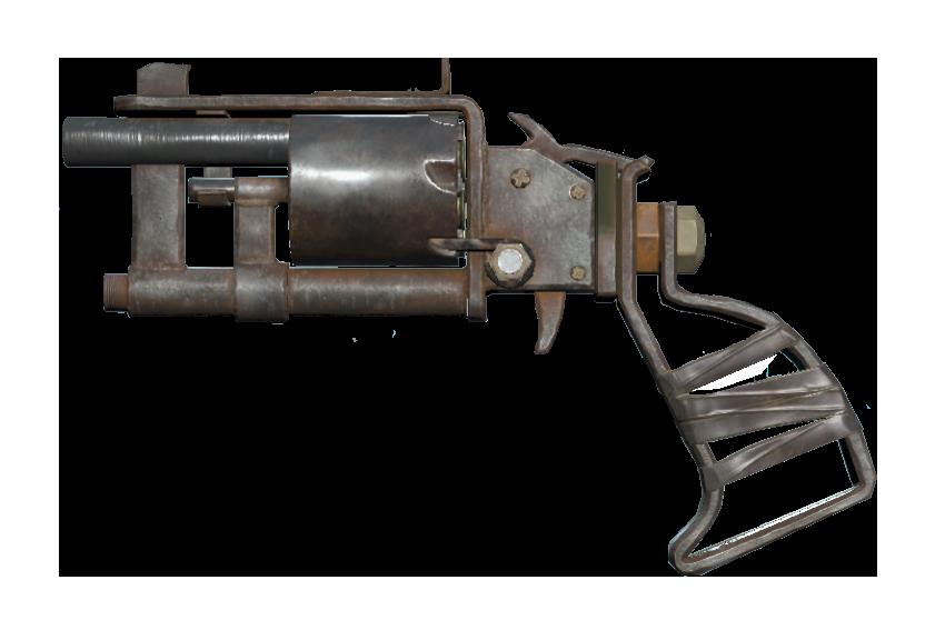 Pipe revolver (Fallout 76)