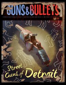 Guns and bullets - Street Guns of Detroit.png