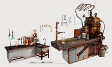Art of Fo4 Chemistry station