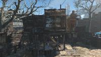 Bunker Hill Storage Shack