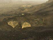 FNV Лагерь в мескитских горах