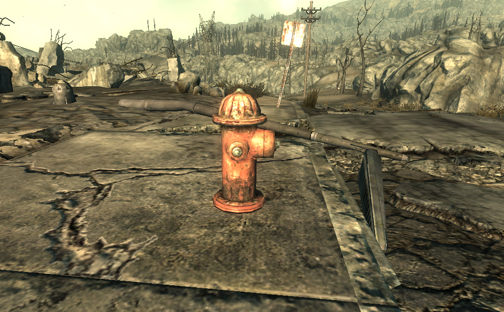 Пожарный гидрант (объект)