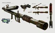 FO4 Пусковая установка