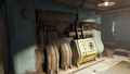 FO4 Fusion Core in Boston Mayoral Shelter