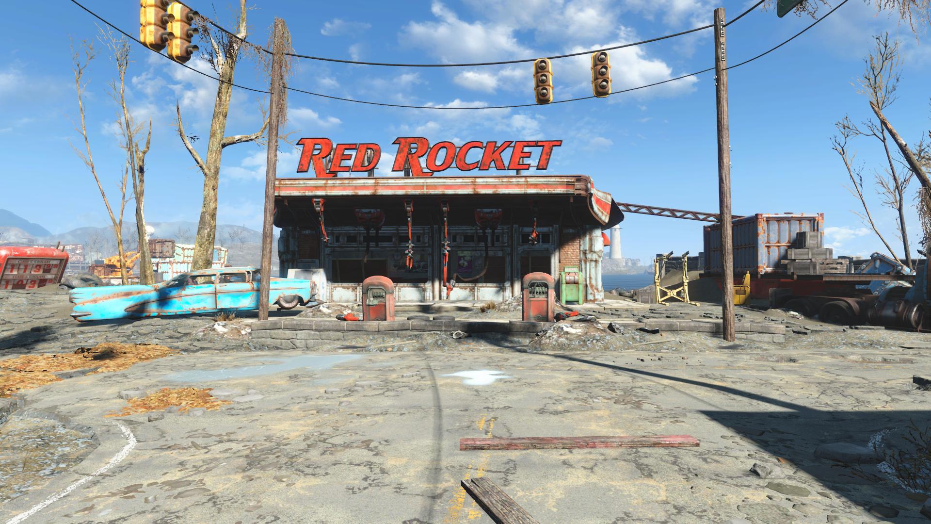 «Красная ракета» — Нахант