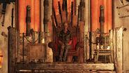 FO76SD Dagger on throne