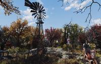 FO76WL Anchor farm windmill