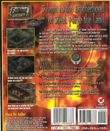 FOT game guide back cover